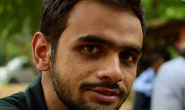 Umar Khalid withdraws hunger strike, admitted in AIIMS