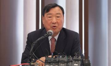 South Korea Olympics: Lee Hee-Beom elected as new head of 2018 Winter Games