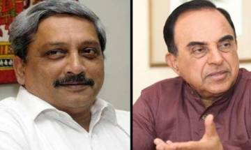 Privilege motions in Rajya Sabha: Congress to accuse Subramanian Swamy, Manohar Parrikar