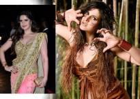 Ram Gopal Varma presents wild Zareen Khan in Khallas