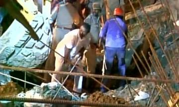 Andhra Pradesh: Seven construction workers dead under mud after landslip