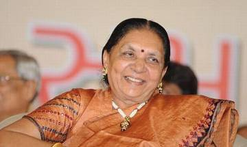 Anandiben Patel refutes reports of her exit as Gujarat Chief Minister