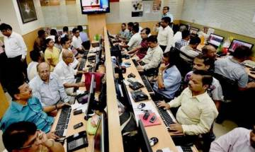 Sensex tanks 133 pts in early trade on Asian cues