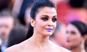 I am cool about it: Aishwarya on purple lipstick flak