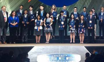 These Indian-American whiz kids make India proud at Intel ISEF Awards 2016
