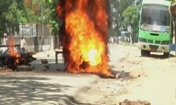 Crime on rise in Bihar: Jitan Ram Manjhi's convoy attacked near Gaya