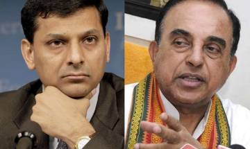 Raghuram Rajan has finished small industries to help US multinationals, says Subramanian Swamy