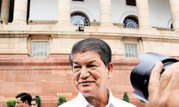 Public money being wasted for Harish Rawat's personal aggrandisement: BJP