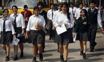 96.21 per cent pass Class 10th CBSE examamination, girls outshine boys