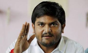 Hardik calls for stir against donations to schools, colleges