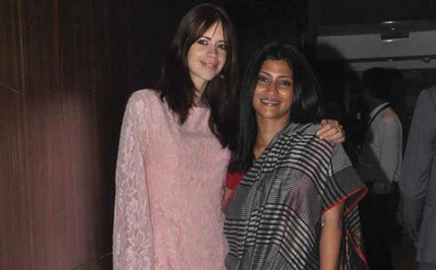 Kalki Koechlin impressed by actress Konkona Sen Sharma's directorial skills