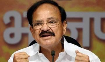 Venkaiah Naidu bats for debate, broad consensus on Uniform civil code