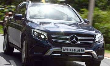Mercedes SUV GLC launched: Price and specifications