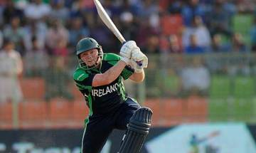 Ireland's Andrew Poynter call it a day from international cricket