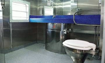 All train coaches will have bio-toilets by 2019