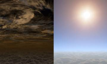 Clouds or haze layers in the atmosphere of hot Jupiters could be hiding water worlds: study