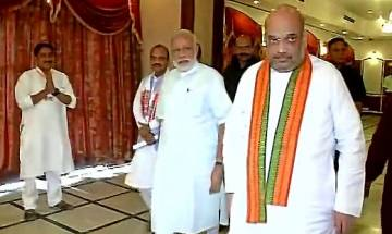 Live Updates: In PM Modi's presence, BJP's National executive meeting underway