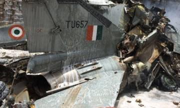 IAF MiG-27 crashes in Jodhpur, pilots eject safely