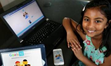 Nine-year-old Indian girl is youngest developer at WWDC