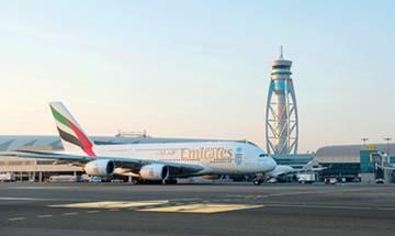 Indian subcontinent tops passenger growth at Dubai airport