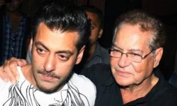 Father Salim Khan apologises for Salman Khan's rape remark