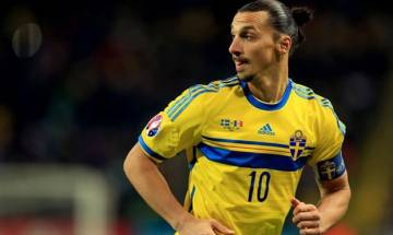 Zlatan Ibrahimovic to call time on international career after Euro 2016