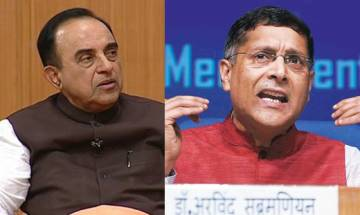 After Rajan exit, Subramanian Swamy targets CEA Arvind Subramanian