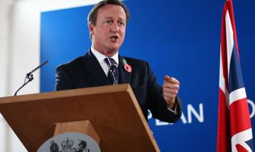 David Cameron hails 'partner' India in post-Brexit statement