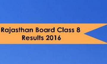 Rajasthan board class 8th result 2016 announced; check results @rajeduboard.nic.in