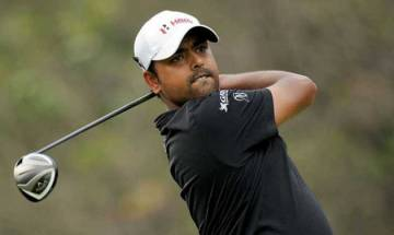 Anirban Lahiri tied-fifth at World Golf Championships