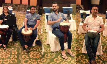 Under Anil Kumble, team Kohli bond over music