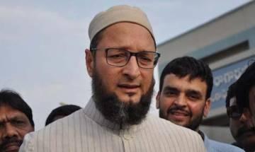 Complaint lodged against Asaduddin Owaisi over his