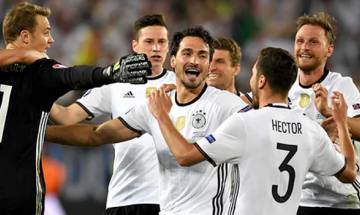 Euro Cup 2016: Germany outlast Italy on penalties to reach semifinals