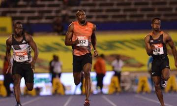Injured Usain Bolt to learn Rio fate Thursday