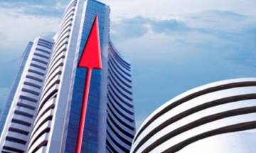 Sensex rises up by 43 points, opens in green as blue-chips climb in cautious trade