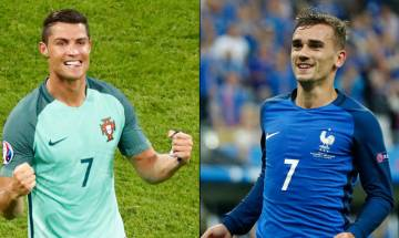 Euro 2016 final: It will be clash between Antoine Griezmann, Cristiano Ronaldo