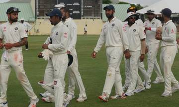 India in West Indies: Amit Mishra takes four as warm-up game ends in draw