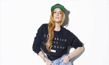 Lindsay Lohan throws off fiance's phone during heated argument