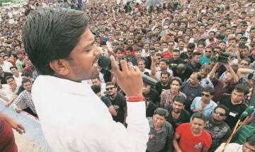 Hardik Patel invokes 'Satyamev Jayate' after getting bail