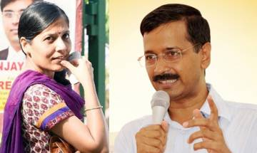 Arvind Kejriwal's wife Sunita takes voluntary retirement from IRS