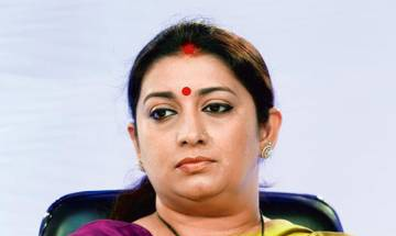 Smriti Irani dropped from Cabinet Committee on Parliamentary Affairs