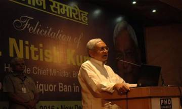 Nitish Kumar pitches for abolishing Governor's post