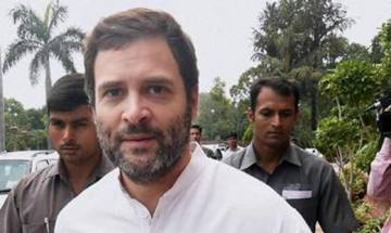 Una Dalit issue: After Anandiben Patel, Rahul Gandhi meets victims, Kejriwal coming soon