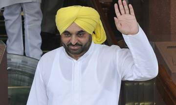 Bhagwant Mann apologises for Parliament video; Speaker says 'not enough'