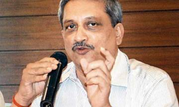 Missing IAF plane: Defence Minister Manohar Parrikar likely to visit Chennai on Saturday