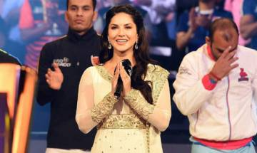 Police complaint filed against Sunny Leone for singing national anthem 'incorrectly'