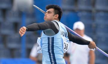 Neeraj Chopra makes world record in javelin throw