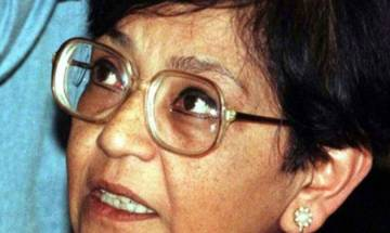 Former India's Ambassador to UN Arundhati Ghose passes away