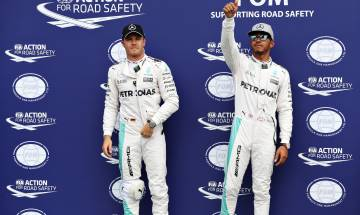 Formula One: Lewis Hamilton surges clear with Germany victory