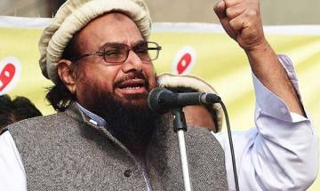 Hafiz Saeed warns of nationwide protest on Rajnath Singh's arrival in Pakistan